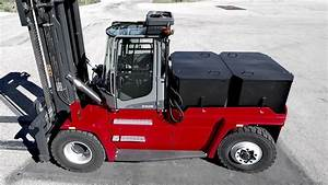 Electric Forklift Trucks 9-18ton