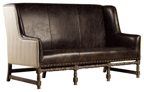 Traditional Settee by Bruxelles Sofa Settee Traditional Sofas New York