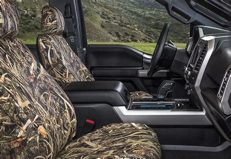 Tough Camouflage Custom Fit Seat Covers