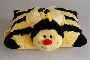 Quality Large Pet Shapped Cushion Pillow Bumble Bee