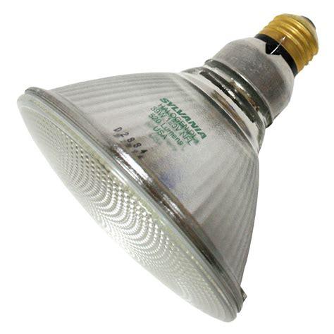 sylvania light bulb sylvania 16580 39par38hal nfl25 dl par38 halogen light