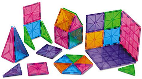 magna tiles 174 starter set at lakeshore learning