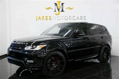 2016 Land Rover Range Rover Sport Autobiography (5,545