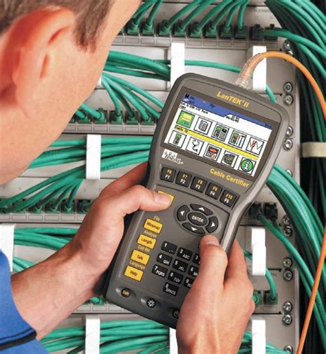 IDEAL Networks: Three Reasons To Stop Sharing Cable Certifiers
