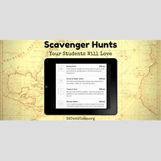 Scavenger Hunts That Your Students Will Love Goosechase