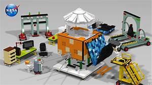 LEGO Ideas - NASA LAB: Building THE MAVEN