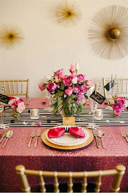 Spade Kate Bridal Shower Inspired Party Themes