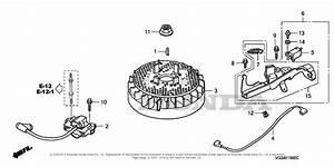 Honda Hrr2168vka Parts Diagram