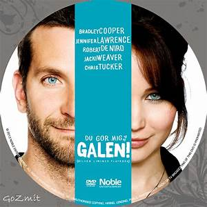 Covers Box Sk     Silver Linings Playbook - Du Gr Mig Galen   Blueray    Movie