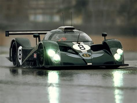 Bentley Le Mans Exp Speed 8 Wallpapers By Cars-wallpapers.net