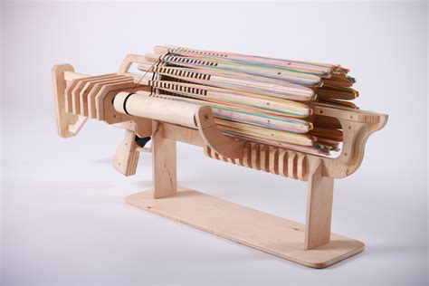 rubber band machine gun nerd reactor