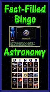 Astronomy Bingo - Pics about space