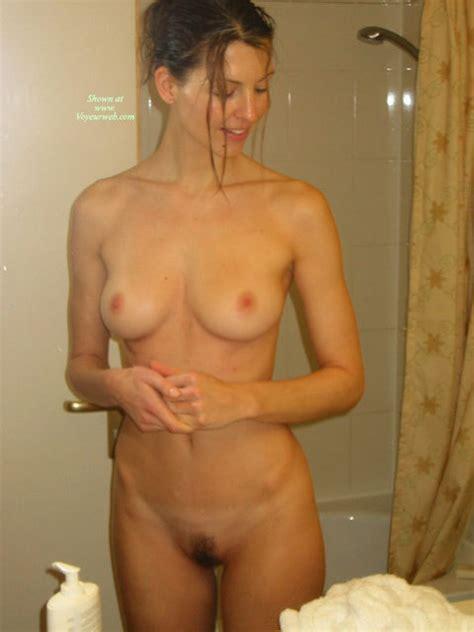 Nude Wife In Bathroom May 2007 Voyeur Web Hall Of Fame
