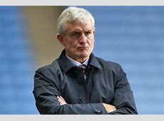 Mark Hughes Stoke SACK manager after FA Cup defeat to