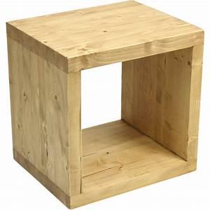 Etagere Cube But : etag re cube 1 case ~ Teatrodelosmanantiales.com Idées de Décoration
