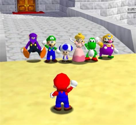 Heres How You Can Play Super Mario 64 Online With Your