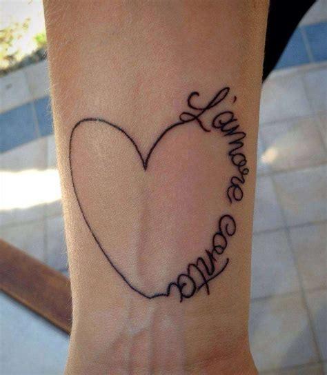 tatuaggi cuore e lettere tatuaggi cuori disegni e significato