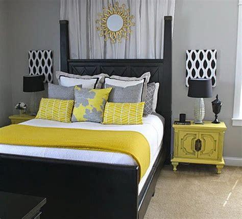 Gray And Yellow Bedroom Ideas by Extraordinary Delightful Smart Bedroom Idea Gray Grey