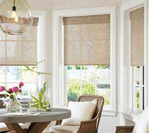 kitchen blinds and shades ideas fiber cordless shade pottery barn home cordless shades
