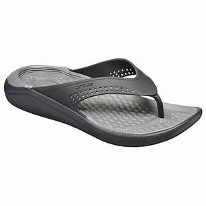 Crocs Literide Flip Sandals Buy Online Alpinetrek Co Uk