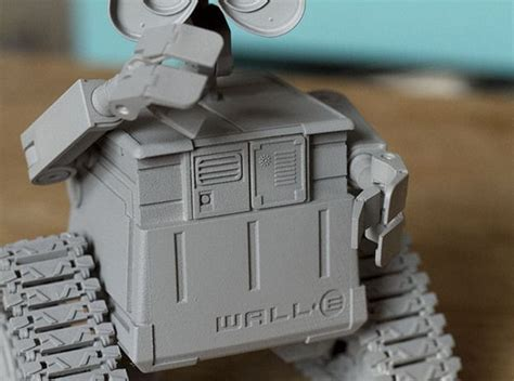 3d printed desk toys 9 best images about 3d printed robots on pinterest wall