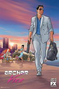 'Archer' Season 5 Spies Retro New Poster and Teasers