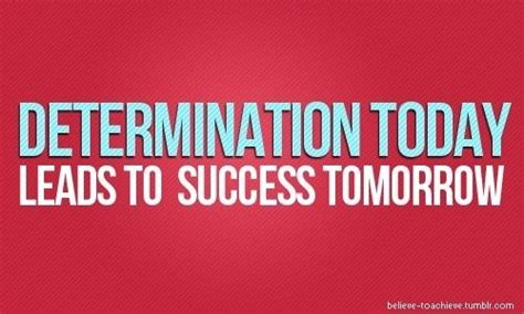 determination  goals quotes quotesgram