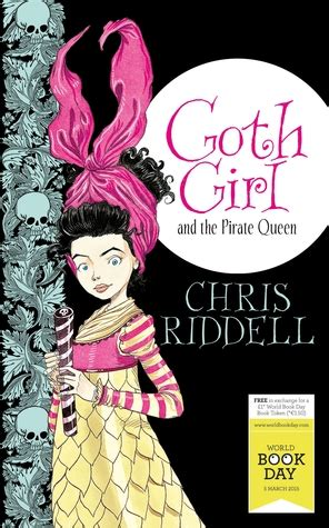 goth girl   pirate queen goth girl   chris