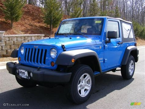 jeep dark blue 2011 cosmos blue jeep wrangler sport 4x4 46870076 photo