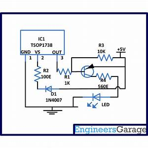 Remote Tester Circuit