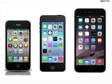 how much are the iphone 6 iphone 6 and 6 plus apple iphone through the ages how