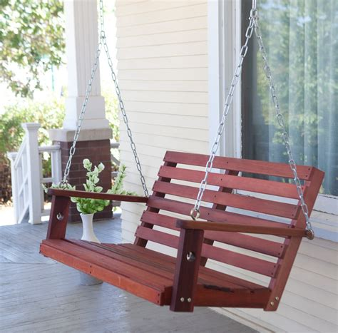 Wooden Porch Swings by Wooden Front Porch Swing Interesting Ideas For Home