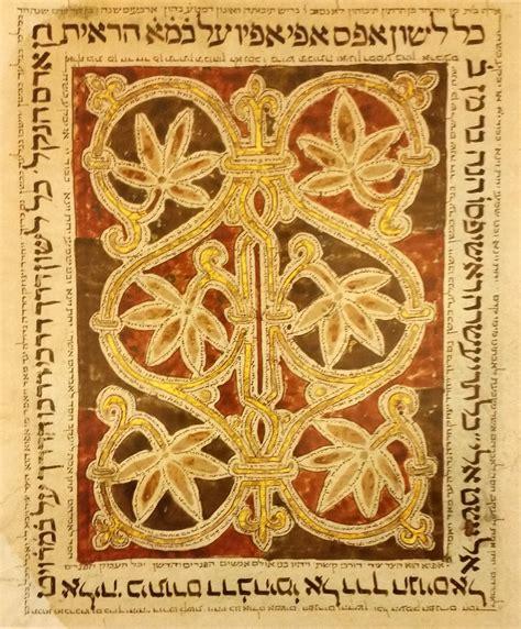 Fileilluminated M Cript Of The Pentateuch Western