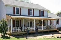 build a porch How to Build a Porch | Build a Front Porch | Front Porch Addition