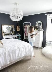 Teen Girl Bedroom Makeover | Jeanne Oliver - A Interior Design