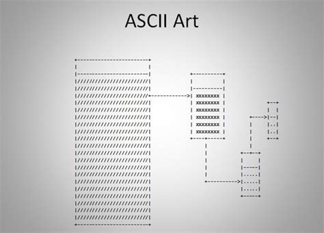 text diagram  ascii flow tool