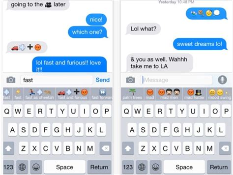 New Iphone Emojis On The Fly With Ios 8 App