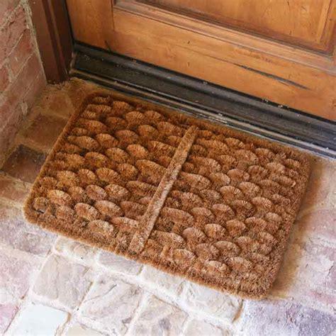 coco doormat quot shiraz quot coir welcome mat