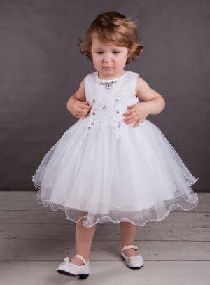robe de bapteme fille robe de bapt 234 me b 233 b 233 fille tulle et strass