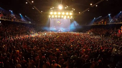 with the devils lotto arena antwerpen 18 06 2016