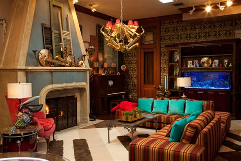 living room realty quot the real world new orleans quot house got a makeover and is