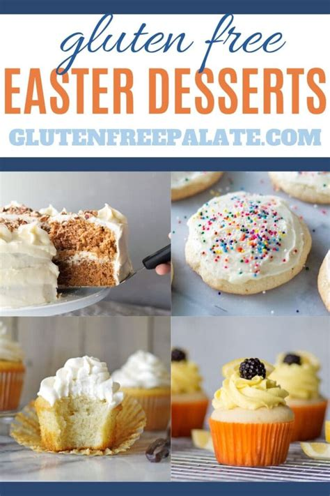 This sweet and salty, gluten free easter dessert recipe takes 5 minutes to make and will be a hit with kids, adults.and the easter bunny! Best Gluten-Free Easter Desserts