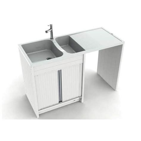 evier cuisine avec meuble meuble de cuisine avec porte coulissante meuble 5 tiroirs