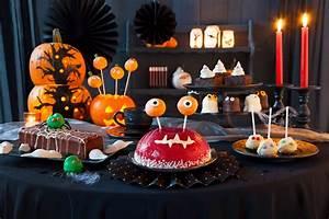 Halloween Kuchen Halloween Deko Frs Kuchenbuffet