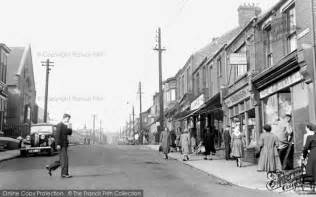 easington colliery seaside lane c 1955 francis frith