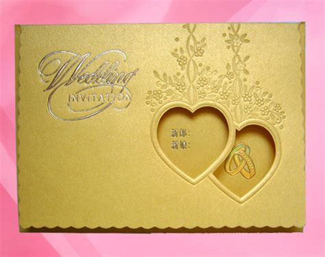 Nice Model Wedding Invitation Card Design Magnificent