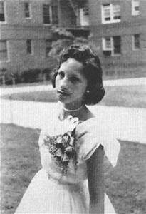Barbra Streisand age 12, Brooklyn I have seen this photo ...