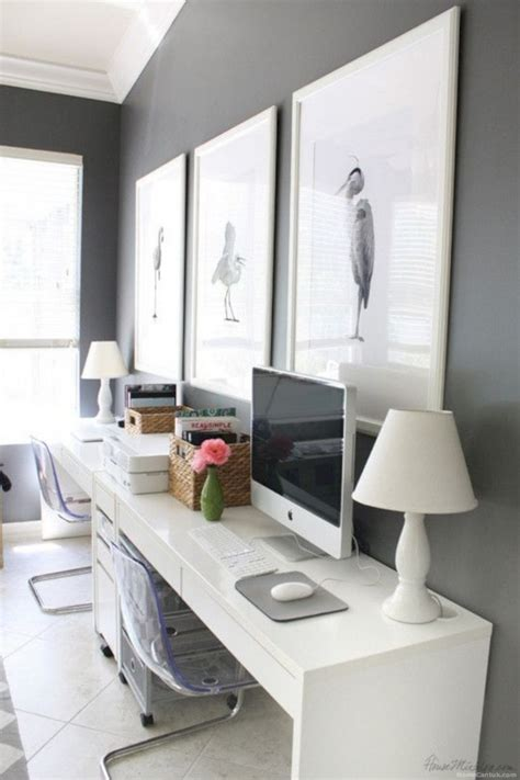 Gray Home Design Ideas by 65 Cool Creative Small Home Office Ideas Homecantuk