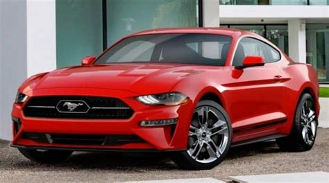 ford mustang pony package adds vintage badging