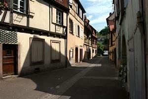 Pastel houses in Colmar